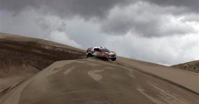 Dakar: Loeb gana la etapa y mandan los europeos