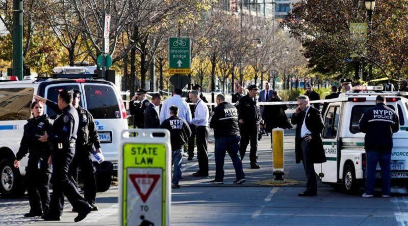 Un cobarde acto de terror: Un atropello en Nueva York deja al menos 8 muertos y más de 12 heridos