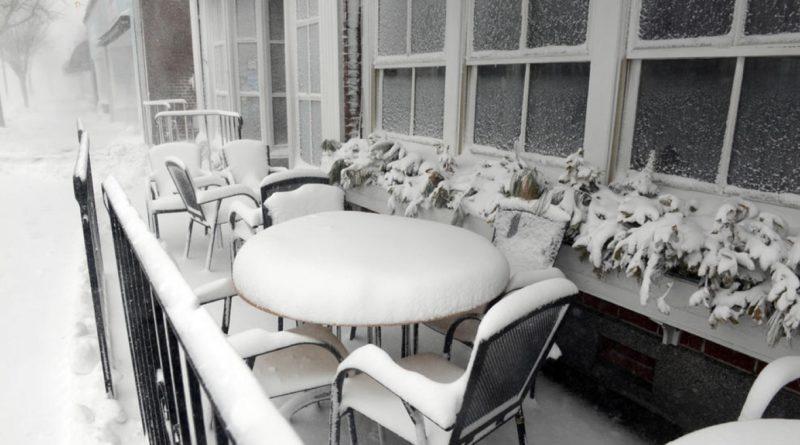 La primera nevada del 2018 dejó bajo nieve NY, NJ y CT