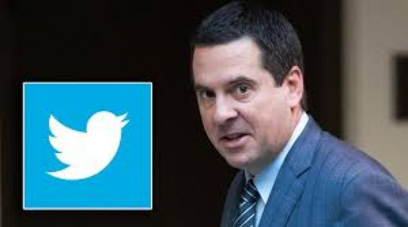 Congresista republicano demandó a Twitter y a tres de sus usuarios