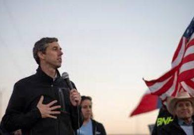Beto O'Rourke recaudó US$ 6,1 millones en las primeras 24 horas de su campaña