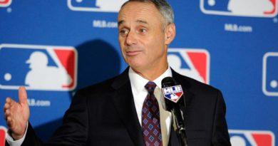 Comisionado de Grandes Ligas dice tener amplia autoridad para castigar a Astros en caso de robo de señas