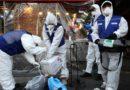 2.900 muertos, 80.000 casos y tres nuevos brotes por fuera de China