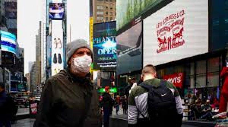 El estado de Nueva York eleva a casi 76 mil casos de COVID-19 y 1,500 muertes