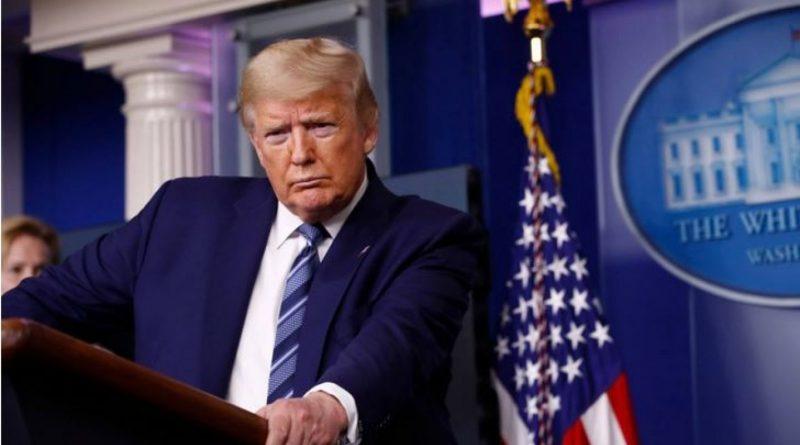 Coronavirus en Estados Unidos: El cambio radical de discurso de Donald Trump sobre la enfermedad