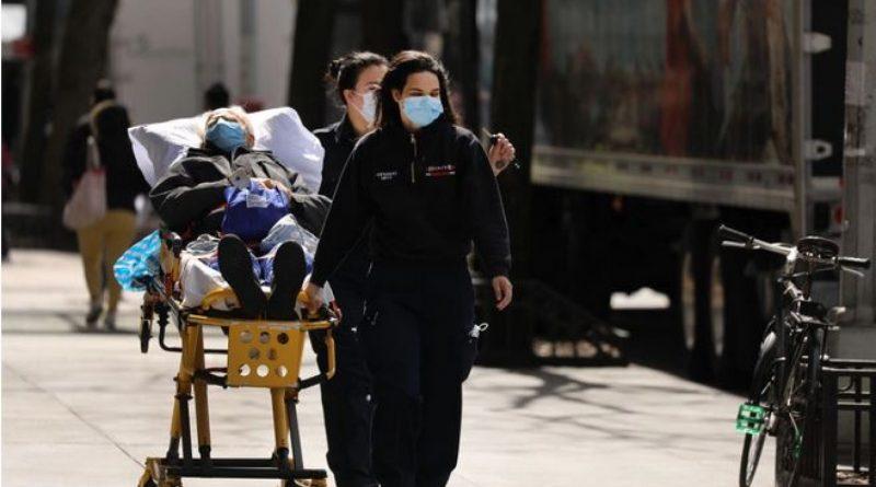 Coronavirus 1 de abril, minuto a minuto: más de 5.000 muertes en EE.UU.
