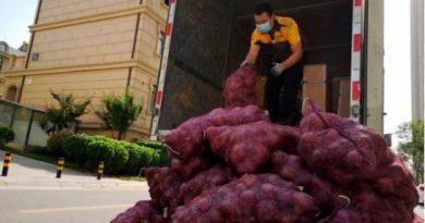 Una joven envía a su exnovio una tonelada de cebolla