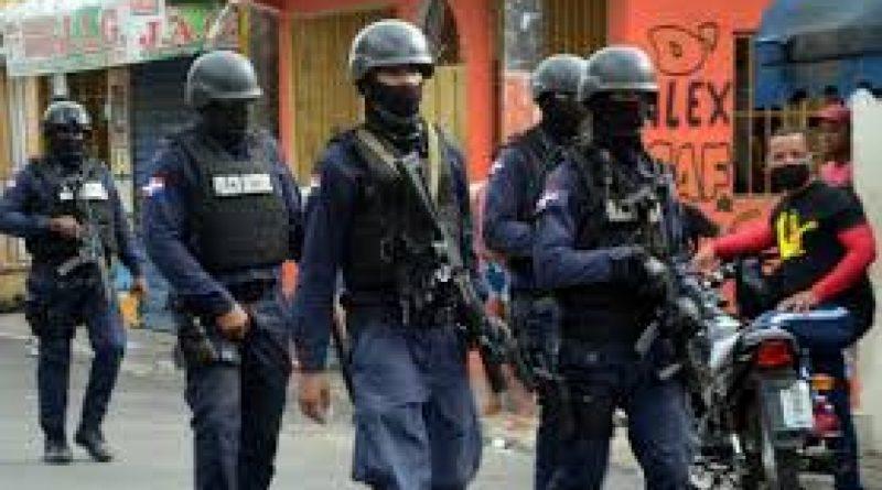 La Policía puso a raya a Capotillo tras tiroteo en esa barriada