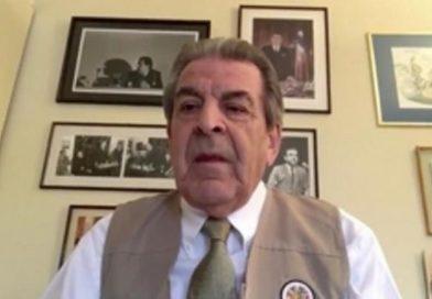 Jefe de misión OEA felicita a los dominicanos por el cumplimiento cívico de ir a votar pese al coronavirus