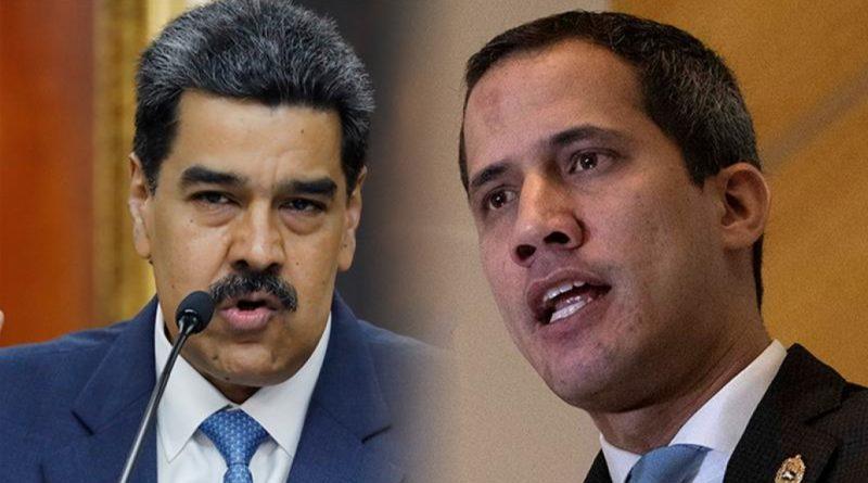 Maduro y Guaidó felicitan a Abinader por victoria electoral