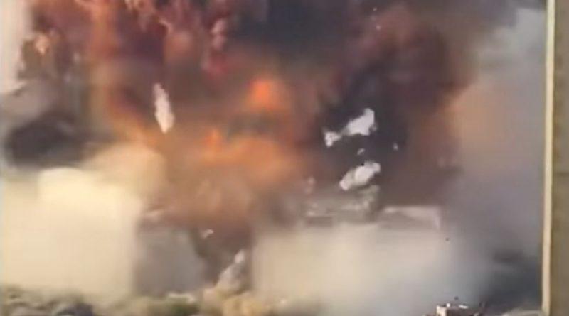 Al menos 30 muertos y 3.000 heridos tras una fuerte explosión en el puerto de Beirut