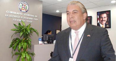 NUEVA YORK: Destacan logros del cónsul de la República Dominicana