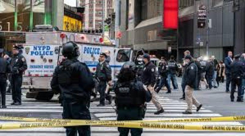 36 tiroteos dejaron a 43 víctimas en la Ciudad de Nueva York